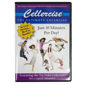 DVD: Cellercise: The Ultimate Exercise