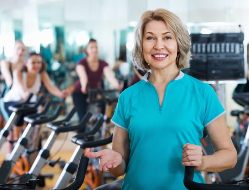 Does Your Mom Know She Can Stay Fit in 10 Minutes a Day?