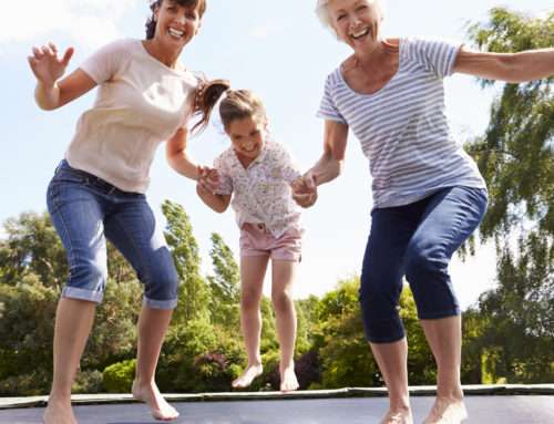 Trampoline Workout: How Cellercise Can Improve Your Arthritis