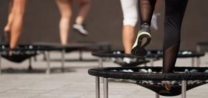 People on Mini Trampolines 300x142 1