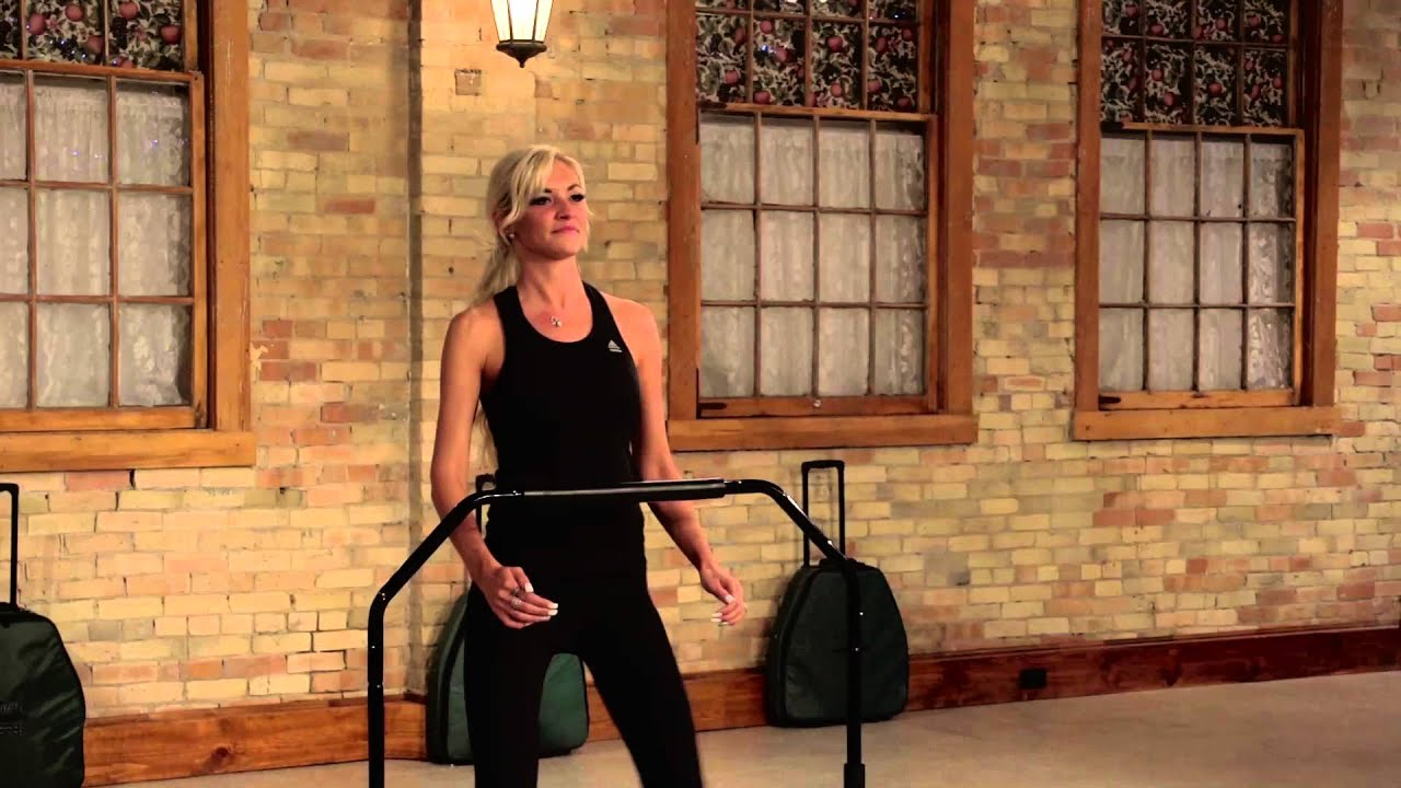 Cellercise® – Jamba Run Thigh and Buttocks Workout