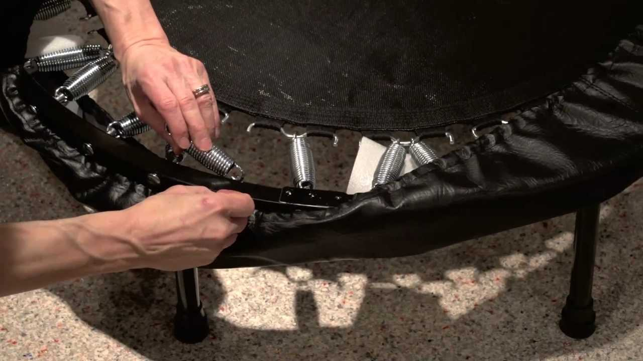 How to Replace the Metal Springs