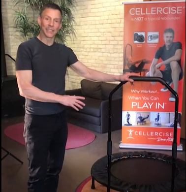 Q&A with Founder Dave Hall – Cellercise®